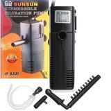 Filtro Interno Chafariz 600l/h Sunsun Jp-033f Aquario 220V