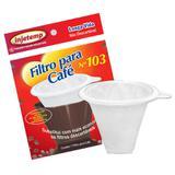 Filtro Permanente para Café Número 103 - Injetemp