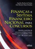 Finanças E Sistema Financeiro Nacional Para Concursos: Questões Resolvidas