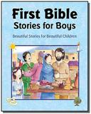First bible: stories for boys (ingles) - Parragon
