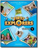 First explorers 1 cb - Oxford