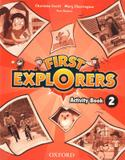 First explorers 2 ab - 1st ed - Oxford university