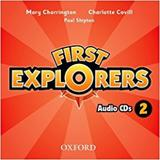 First Explorers 2 - Class Audio Cds - Oxford