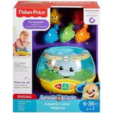 Fisher-price Aquario Luzes Fhc76 Mattel