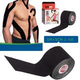 Fita de Apoio Muscular Bandagem Sem Cortes Exercicio Academia Lesão Esportes - Miramart