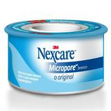 Fita Micropore Nexcare Branca 50mm x 4,5m - 3m do brasil