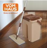 Flat Mop Vom Haus 360º com capacidade de 7 litros
