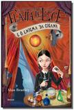 Flavia de luce e o enigma da cigana - Editora benvira