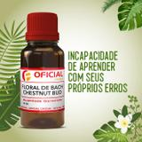 Floral de Bach Chestnut Bud 30ml - Oficialfarma