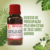 Floral de Bach Red Chestnut 30ml - Oficialfarma