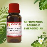 Floral De Bach Rescue 30ml - Oficialfarma