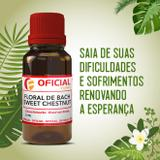 Floral de Bach Sweet Chestnut 30ml - Oficialfarma