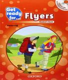 Flyers - Student Book With Audio Cd-rom - Oxford