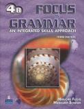 Focus on grammar 4b sb with cd - 3rd ed - Pearson (importado)