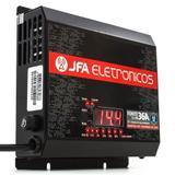 Fonte carregador bateria jfa slim 36a 480w bivolt