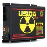 Fonte Usina 60A com Medidor de Bateria Bivolt