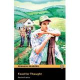 Food For Thought - Penguin Readers - Pack MP3 - Level 3 - Pearson education - br