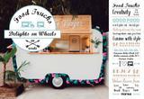 Food Trucks. Delights On Wheels - Monsa