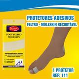 Foot Feltro Moleskin Qualype