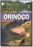 Footprint Reading Library - Level  1    800 A2 - Life on the Orinoco - American English - Cengage