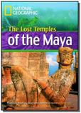 Footprint Reading Library - Level 4  1600 B1 - The Lost Temples of the Maya - British English - Cengage