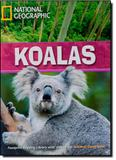 Footprint Reading Library - Level 7  2600 C1 - Save The Koalas - American English + Multirom - Cengage learning elt