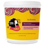 For Beauty Linha Cachos Curls Máscara de Nutrição Intensa 1kg