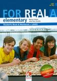 For real elementary a sb/wb/links + cd/cdrom - Helbling languages