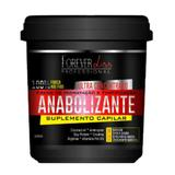 Forever Liss Anabolizante Capilar - 240g - Silicon mix
