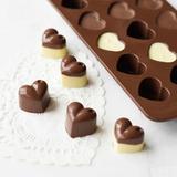 Forma de Silicone Para Bombom De Chocolate - Uny home