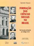 Formação das ciências sociais no brasil - Unesp