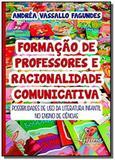Formação de professores e racionalidade comunicativa - Appris editora