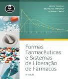 Formas Farmaceuticas E Sistemas De Liberacao De Farmacos - 09 Ed - Artmed - biociencias (grupo a)