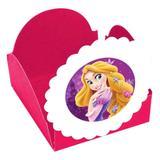 Forminhas para Doces Rapunzel Pink 10 unds - Vem festejar