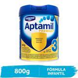 Fórmula Infantil APTAMIL 3 Danone Premium Lata 800g