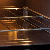 Forno Elétrico F450 de 45 Litros Espelhado - 127 Volts - Fogatti