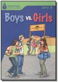 Foundations Reading Library Level 5.4 - Boys Vs.Girls - Cengage