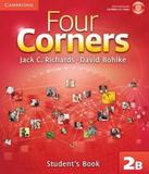 Four Corners 2b - Students Book With Self-study - Cd-rom - Cambridge