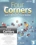 Four corners 3 sb with cd-rom and online wb - 1st ed - Cambridge university