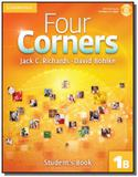 Four corners level 1 students book b with self-stm - Cambridge
