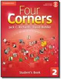 Four corners level 2 students book with self-study - Cambridge
