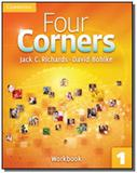 Four corners: workbook - vol.1 - Cambridge