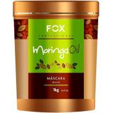 Fox Máscara Capilar Hidratação Moringa Oil 1Kg