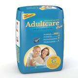 Fralda Geriátrica Adultcare G 8 Unidades - Incofral