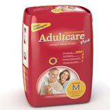 Fralda Geriátrica Adultcare M 10 Unidades - Incofral