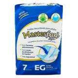 Fralda Geriátrica Masterfral Soft Regular EG 7 Unidades