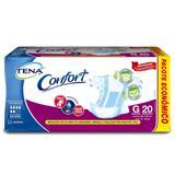 Fralda geriátrica tena c/20 confort gd pc