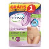 Fralda geriátrica tena l8p7 lady discreet g/eg l8p7