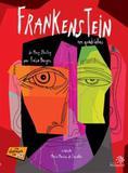 Frankenstein em quadrinhos - Editora peiropolis ltda