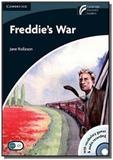 Freddies war 6 with cd-rom and audio cds - Cambridge university press